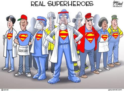 Super Heros Today